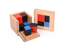 Educational wooden toys geometric shape blocks toys and hobbies for kids