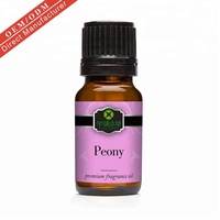 Organic Top Grade Natural Pure Peony Essential Oil