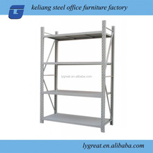 Boltless Rack/light Duty Slotted Angle Iron Shelving