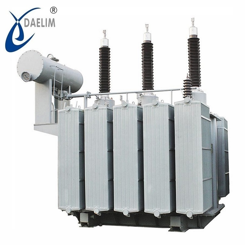 3 pcs 20/25 MVA 140/33 kV   BTB Transformers