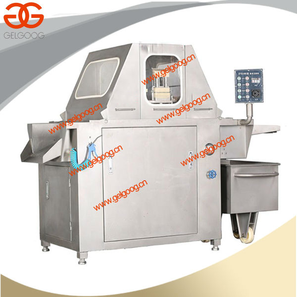 saline injector|sausage making machine