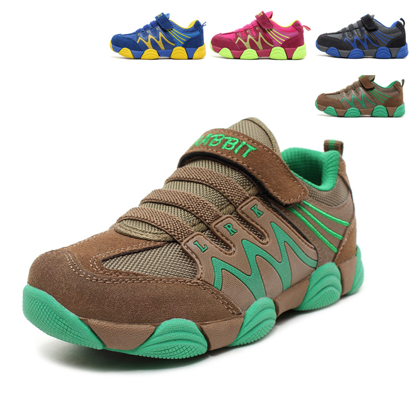 PoAn Teenage Fly-knit Shoes Universe Leisure Running