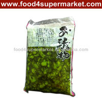 plastic packing 1 kg pickled cucumber