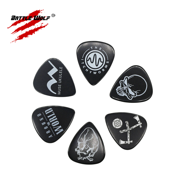 Men's Bags Guitar Picks 12pcs 0.73mm Acoustic Electric Bass Smooth Guitar Picks Plectrum Selling Well All Over The World