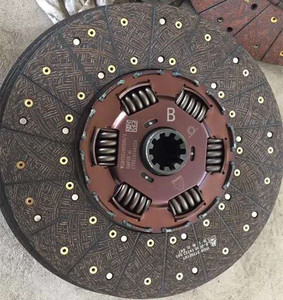 Chinese manufacturer tractor parts clutch plate for Massey Ferguson