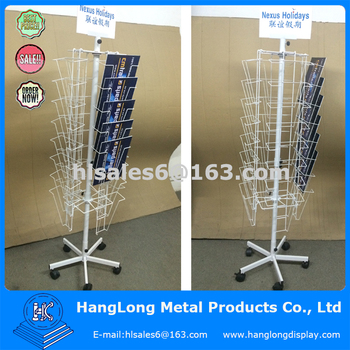 Greeting card wholesale metal spining display racks buy greeting greeting card wholesale metal spining display racks m4hsunfo Gallery