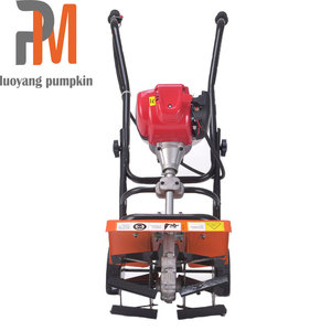 Wholesale Agricultural Mini Rotary Ploughing Machine Cultivator Tiller Scarifier Machine