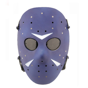 Halloween Hockey Masker.Wit Grijs Airsoft Paintball Hockey Masker Voor Jeugd Buy Paintball Gezichtsmasker Jason Hockey Masker Halloween Hockey Masker Product On Alibaba Com