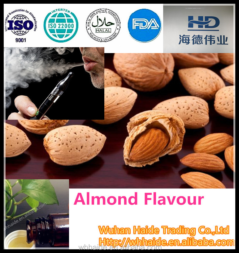 PG / VG based E liquid Almond Flavor for E-liquid making , E - juice flavour