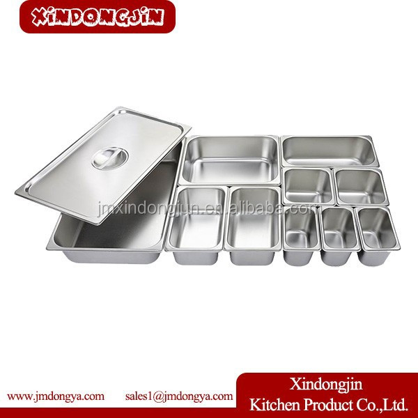 812-20 stainless steel drip tray rectangular serving trays food drink tray holder