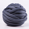 Charmkey core spun dyed yarn cotton tube yarn polyester tube yarn for hand knitting blanket