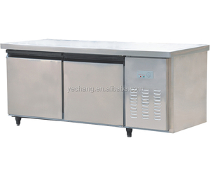 high quality hot sale factory price stainless steel food refrigerators under chiller machine