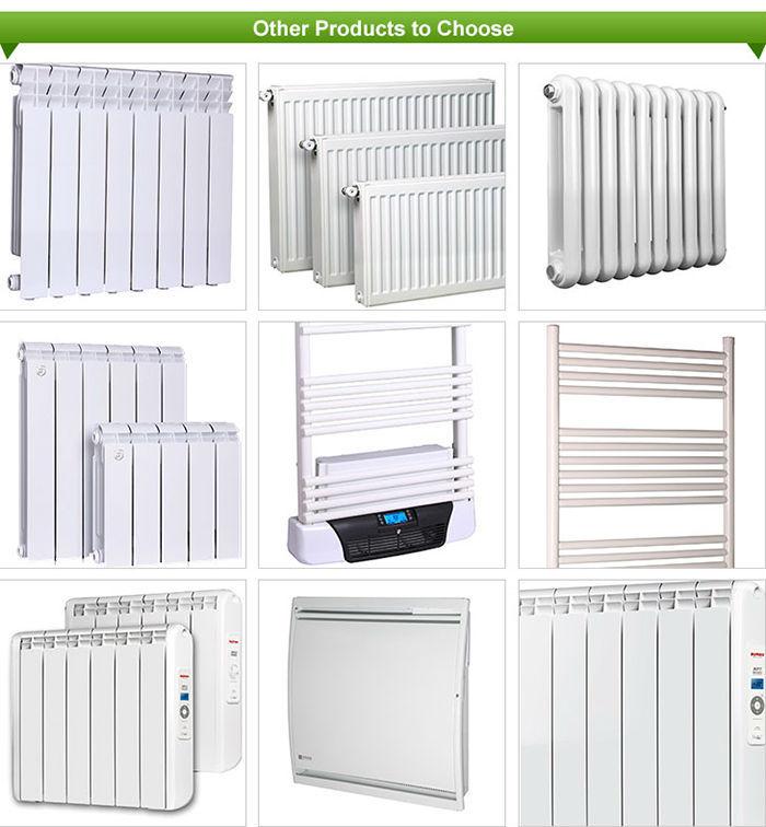 Central Heating Factory Oem Aluminum Radiator For