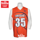custom basket ball uniforms / sublimation basket ball jersey