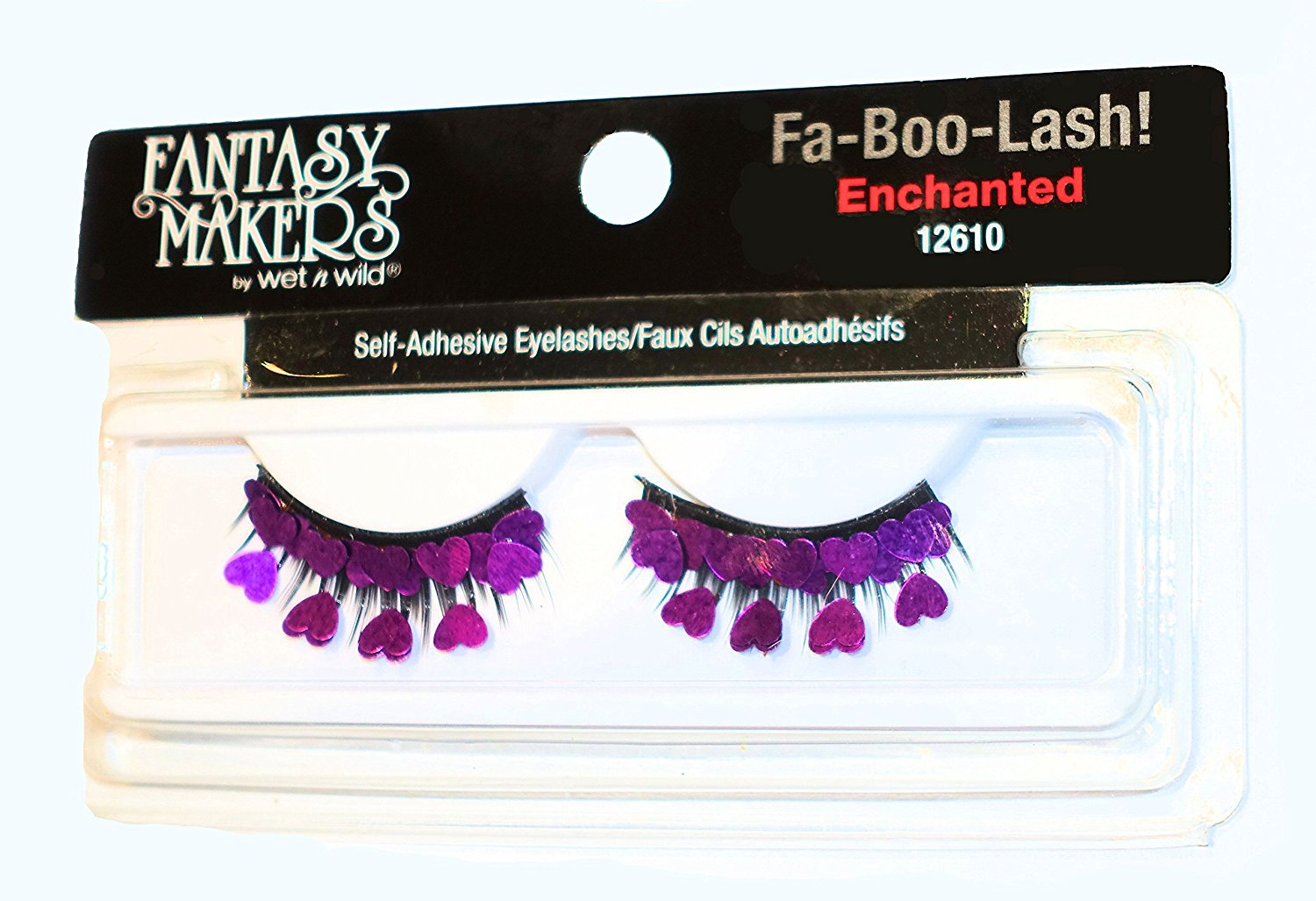 Wet N Wild - Fantasy Makers - Fa-Boo-Lash - Fake Eye Lashes (Enchanted)