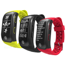 Outdoor bangles sublimation China oem thin personal gym IP68 waterproof gps tracker bracelet