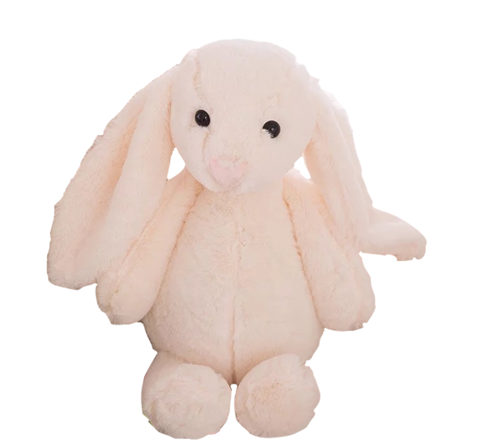 Wholesale Pink Soft Toy Stuffed Toy <strong>Rabbit</strong> Wholesale With Long Ears