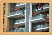 aluminum balcony prices
