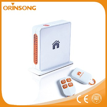high sensitive sms wireless alarm system relay