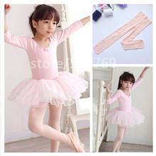 Spring Summer Girls Children Velvet Ballet Stockings 120D High Elastic Pantyhose Professional Practice Dancing Tights