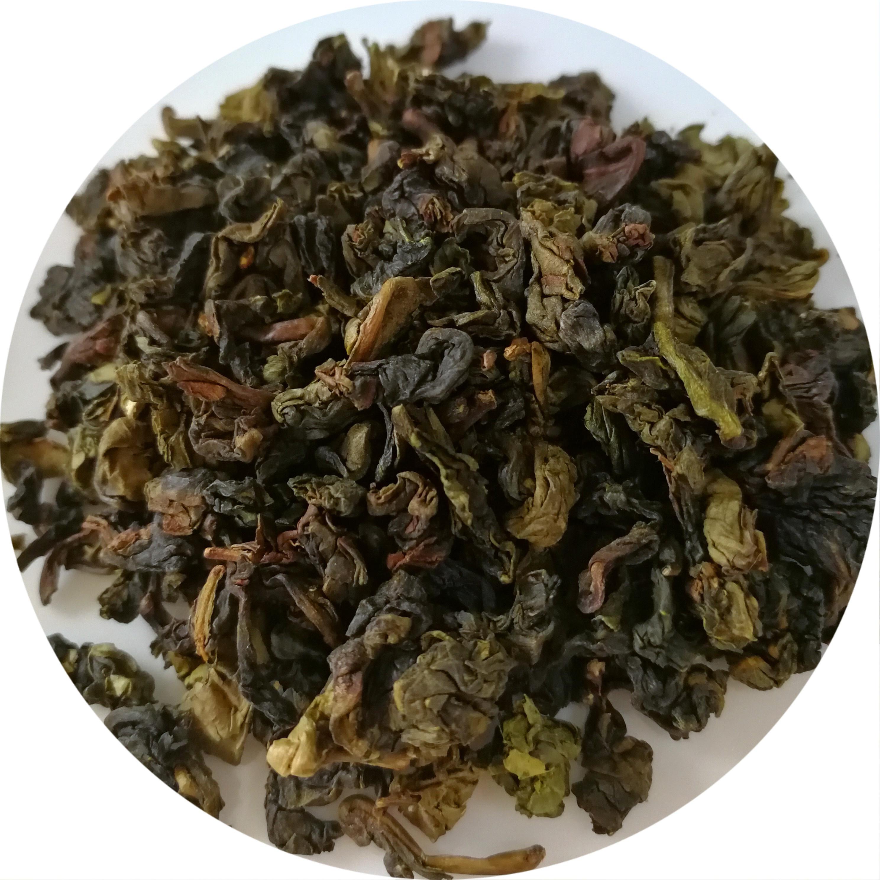Black Dragon Oolong Tea Leaves High Quality Metabolism Oolong Loose Tea Leaf Dragon Eye Oolong Tea - 4uTea | 4uTea.com