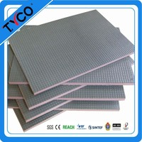 Fast delivery pir insulation board with best quality and low price