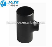 ASTM A234 WPB Carbon Steel Reducing Tees