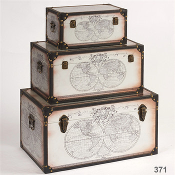 Fashion Wooden Large Storage Trunk Box World Map Trunk & Fashion Wooden Large Storage Trunk Box World Map Trunk - Buy Large ...
