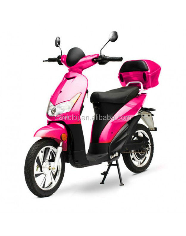 "16""SWIFT Bike--Changzhou haoling stand up charging pedelec electric motorcycle for baby from China"