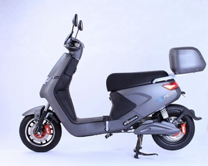 New Product 500W Electric Moped scooter with Pedals for Adult