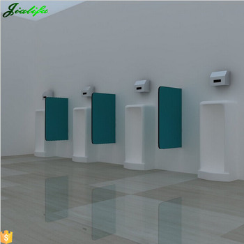 Bathroom Stall Dividers commercial phenolic bathroom stall dividers for men's washroom