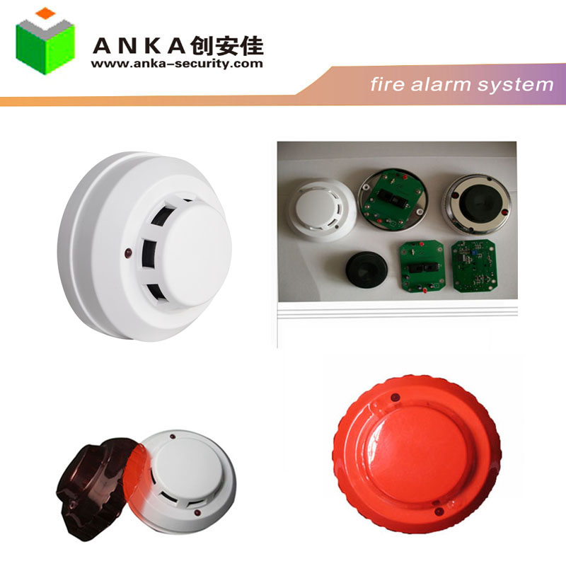 Hot! Dc 9v-36v Fire Alarm Indicator Led Indicated Smoke Detector Notifier -  Buy Led Smoke Detector Notifier,Led Indicator Smoke Detector Fire