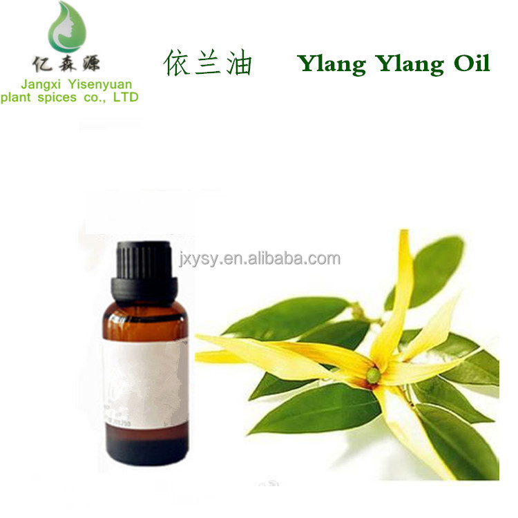 Pharmaceutical Grade Ylang Ylang Oil Beauty Breast Massage And Skin Care Essential Oil