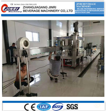 CE ISO automatic bottle water machine/ mineral bottle water filling machine