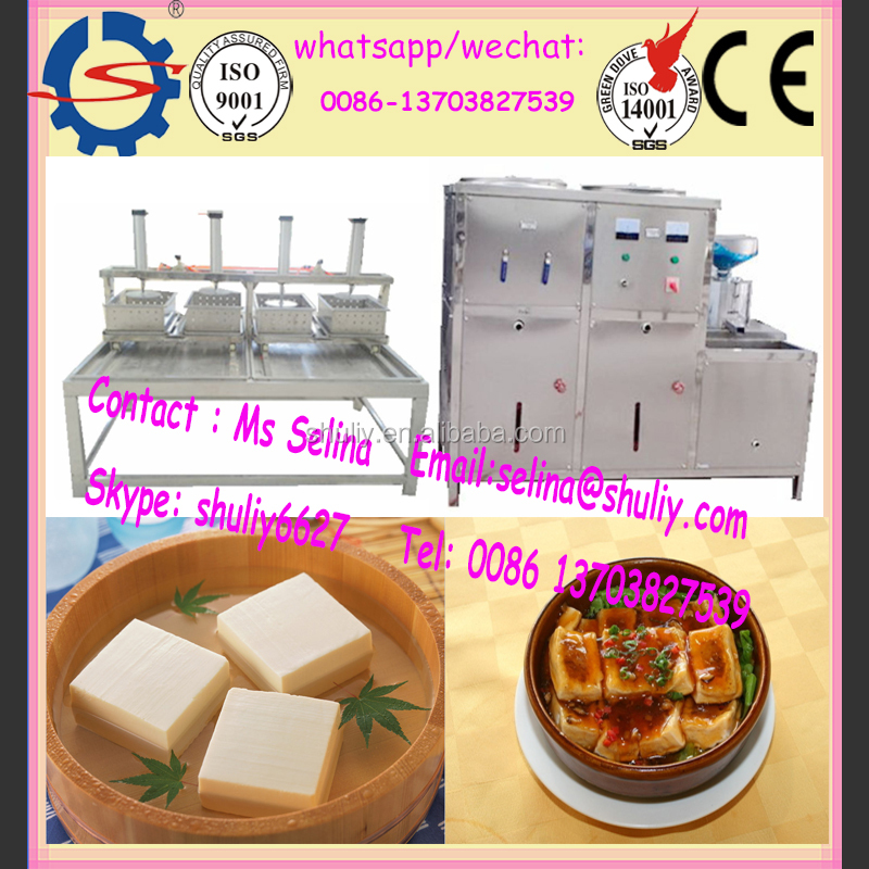 High Technology popular automatic tofu presser
