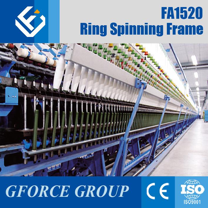 Beliebteste Fa1520 Auto Abnehmer Garn Ring Spinning Rahmen Maschine ...
