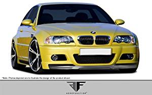 2001-2006 BMW M3 E46 2DR AF-2 Body Kit ( GFK CFP ) - 4 Piece - Includes AF-2 Front Add-On Spoiler (107888) AF-2 Side Skirts (107889) AF-2 Rear Diffuser (107891)