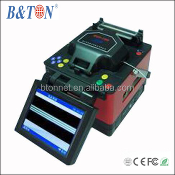 Chinese Fusion Splicer Top Brand Fiber Optic Splicing / Wire ...
