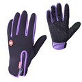 Windstopper Touch Screen Cycling Gloves Full Finger Bicycle Gloves Racing Road Mountain Bike Gloves 4 Size