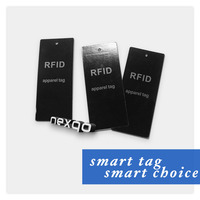 RFID Custom Printed Hang Tags for Clothing Management