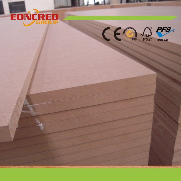 Professsional Low Cost 2017 Popular Selling 8mm fire proof MDF Board With Low Cost