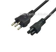 swivel power cord ac power cord 3 pin plug
