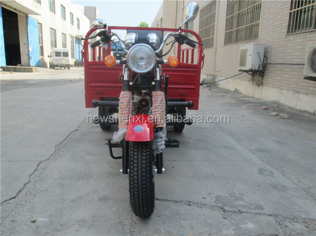 150cc 200cc 250cc Tricycle Three Wheel Motorcycle EEC Certification