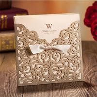 Buy Newest Customized latest wedding card designs in China on ...