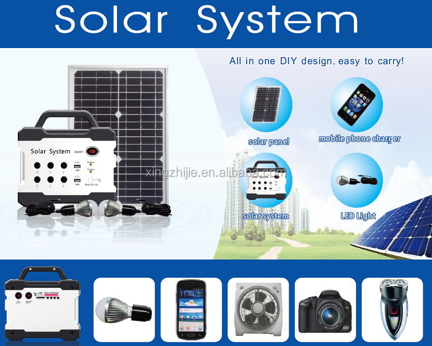 10W to 5KW Solar concentrator solar energe with efficiency solar pv panels