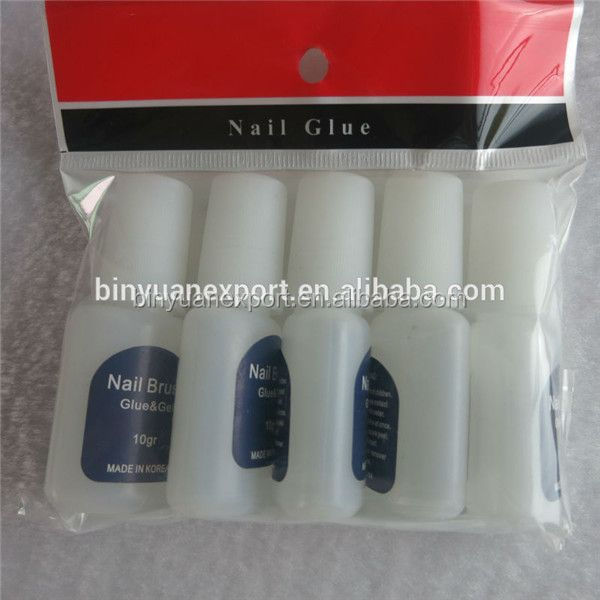 China Top Ten Selling Products Nail Tip Glue