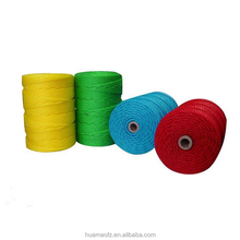 color high strength nylon fishing twine pp twisted thread