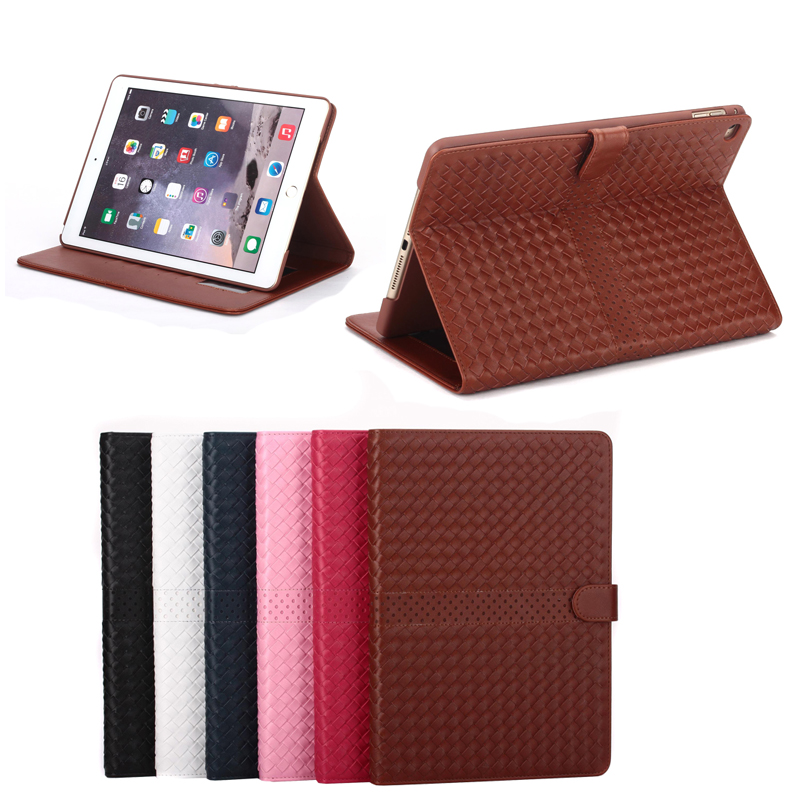 New Hot Selling High Quality Knitting Flip Case for iPad Mini 4, For iPad Mini 4 Flip Case