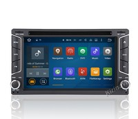 Kirinavi WC-NU6227 6.2 inch 2 din universal car radio gps dvd player navigation stereo multimedia wifi 3g playstore