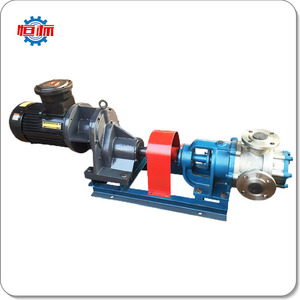 NYP high performance small heat temperature circulating transfer oil gear pump
